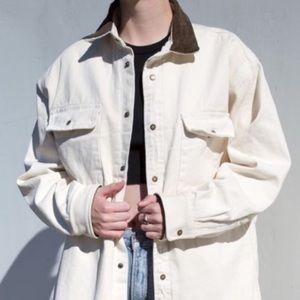 brandy melville nancy fur jacket
